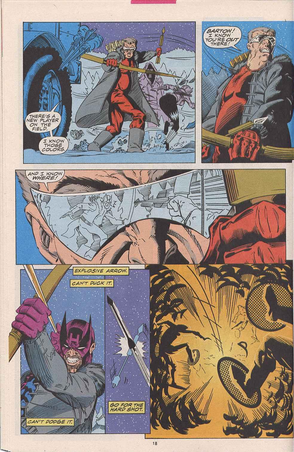 Hawkeye (1994) Issue #1 #1 - English 15