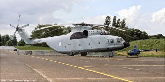 Helicóptero Mi-26 Halo