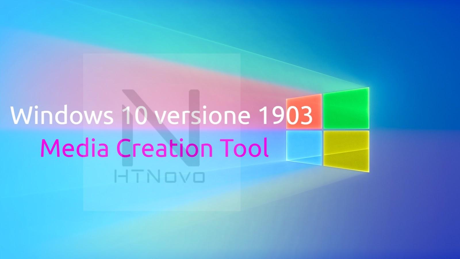 Windows-10-versione-1903-Media-Creation-Tool