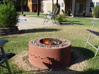 Make A DIY Fire Pit