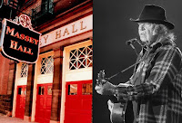 Neil Young - Massey Hall
