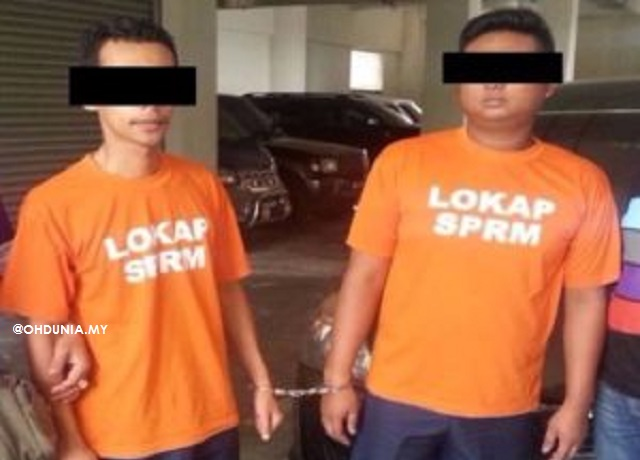 SPRM Kelantan Tahan Dua Anggota Polis Terima Rasuah