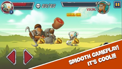 Legendary Warrior MOD Apk v1.0.10 (Mod Money/Damage)