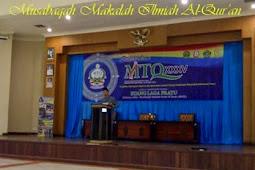 7 Jurus Jago Public Speaker dalam Musabaqah Makalah Al-Qur'an MMQ / LKTA / MKTIA