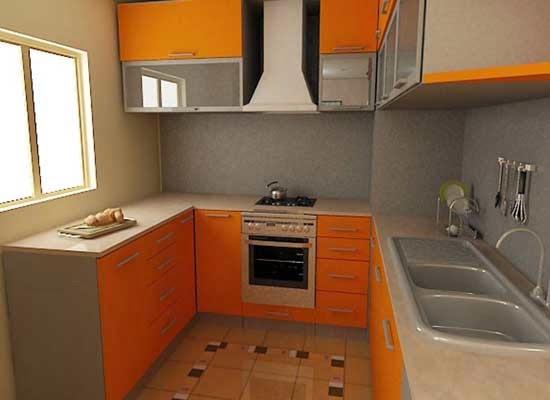 contoh dapur minimalis type 36