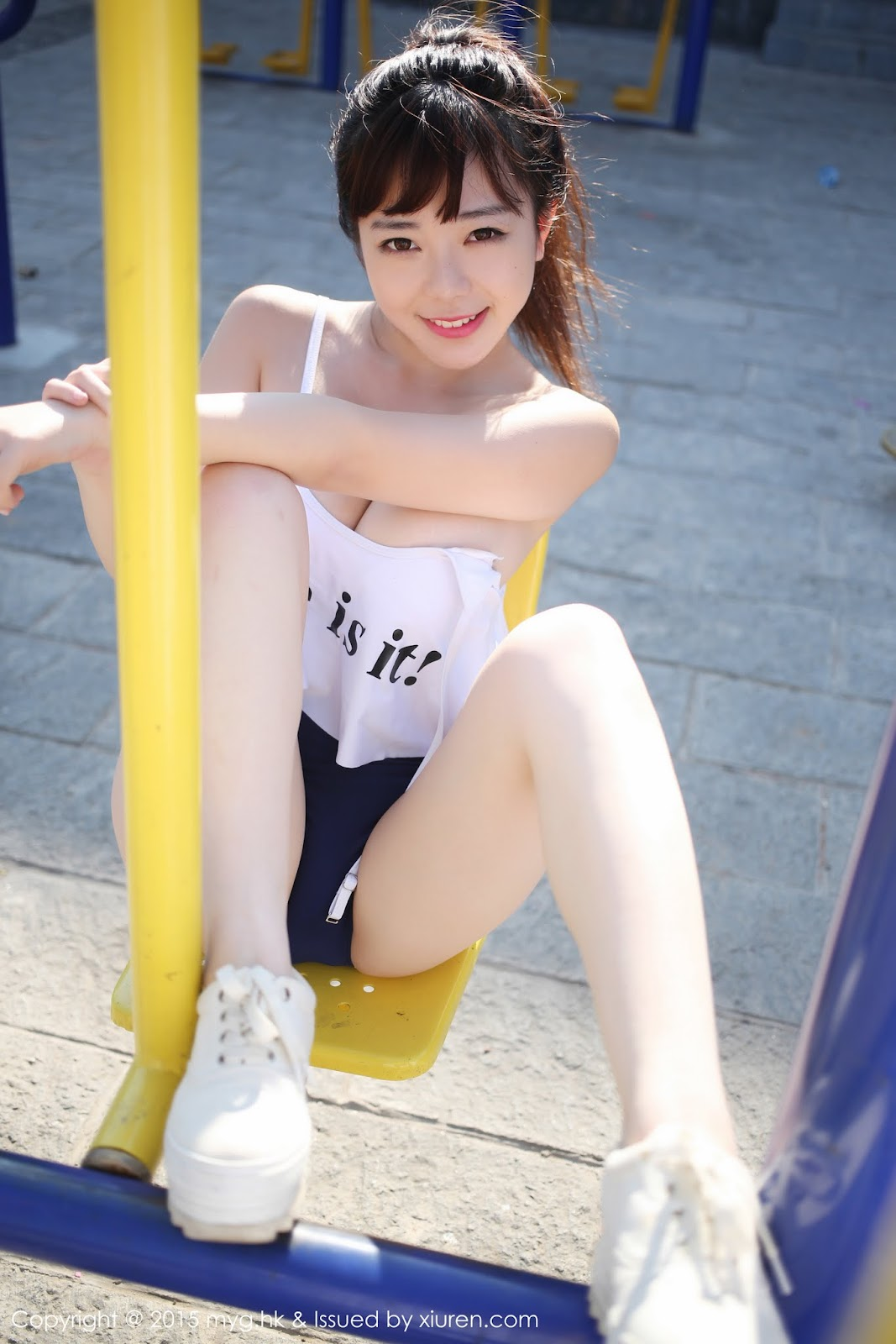 115%2B%252802%2529 - Sexy Girl MYGIRL VOL.115 FAYE