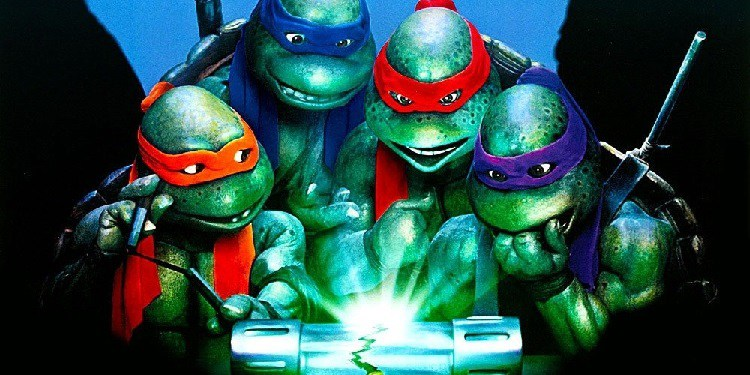 F This Movie!: Bossa Nova, Dude: The TMNT Trilogy