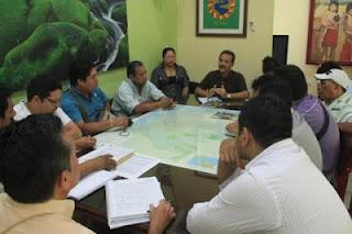 Despacho del Gobernador de Amazonas 2013