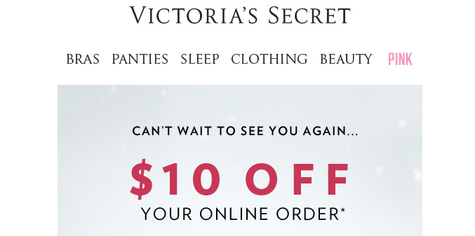 image relating to Victoria Secrets Printable Coupons titled Victoria mystery price cut coupon codes : Ninja cafe nyc