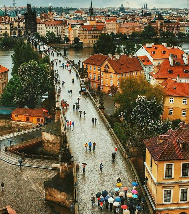32 Stunning Places on Earth You Should Visit Before You Die - Prague, Czech Republic