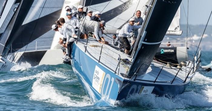 Tp52 - azzurra vince la cascais cup ed e' vicecampione 52 super series