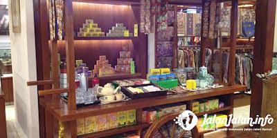 Warung Kopi Sidomuncul Hotel Tentrem Jogja