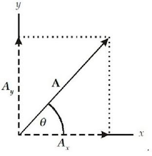 Menguraikan vektor menjadi vektor komponen tegak lurus - berbagaireviews.com