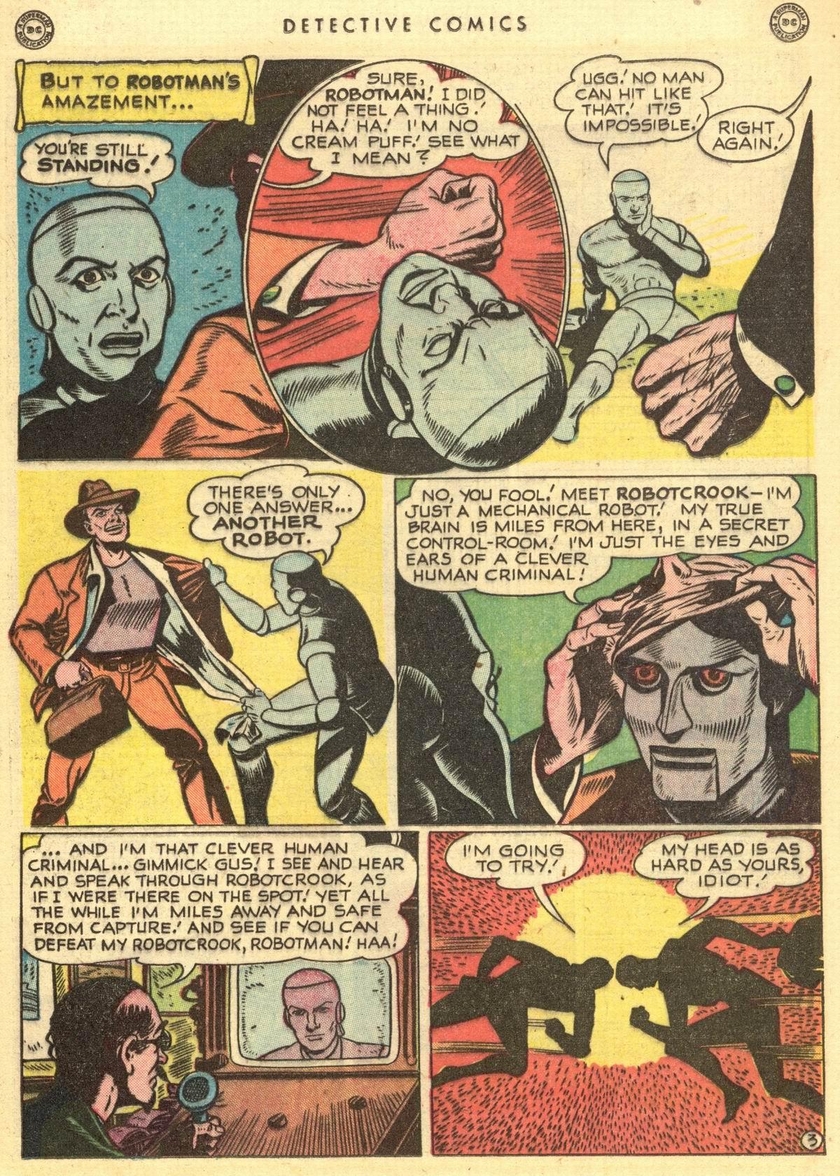 Read online Detective Comics (1937) comic -  Issue #150 - 18