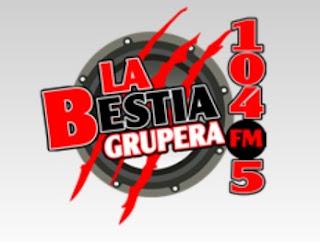 La Bestia Grupera 104.5 FM en Vivo