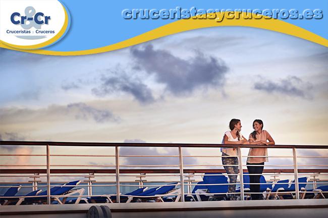 ► Princess Cruises anuncia sus nuevos cruceros para el 2018