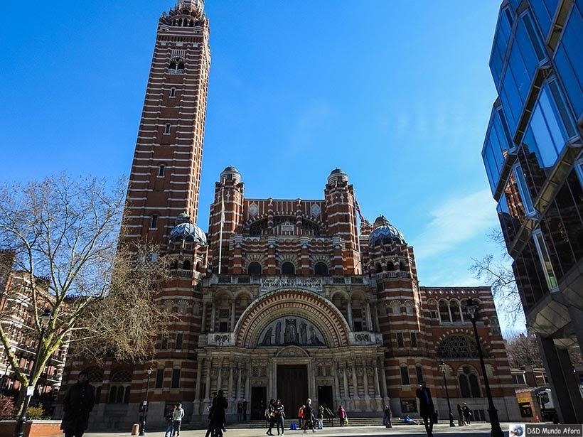 Roteiro: 5 dias em Londres - Catedral de Westminster