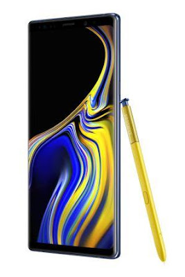 Samsung galaxy Note 9,Samsung galaxy Note 9 price and specifications