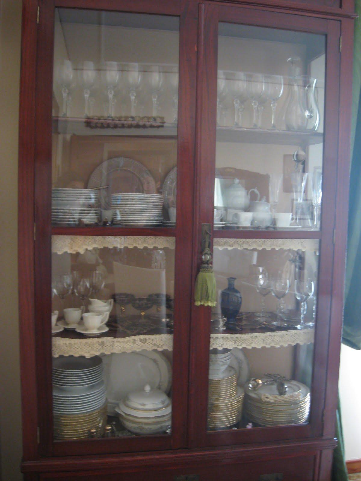 Informazione: Come Mettere I Bicchieri Nella Cristalliera