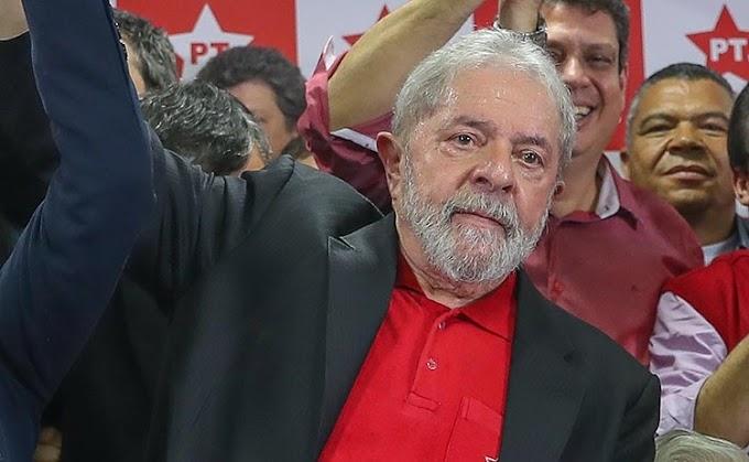 Maioria no STJ vota a favor de prisão de Lula