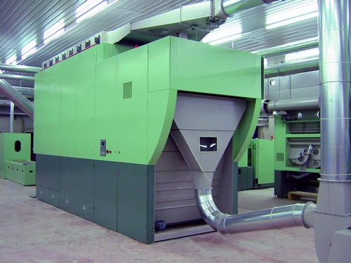 Unimix machine