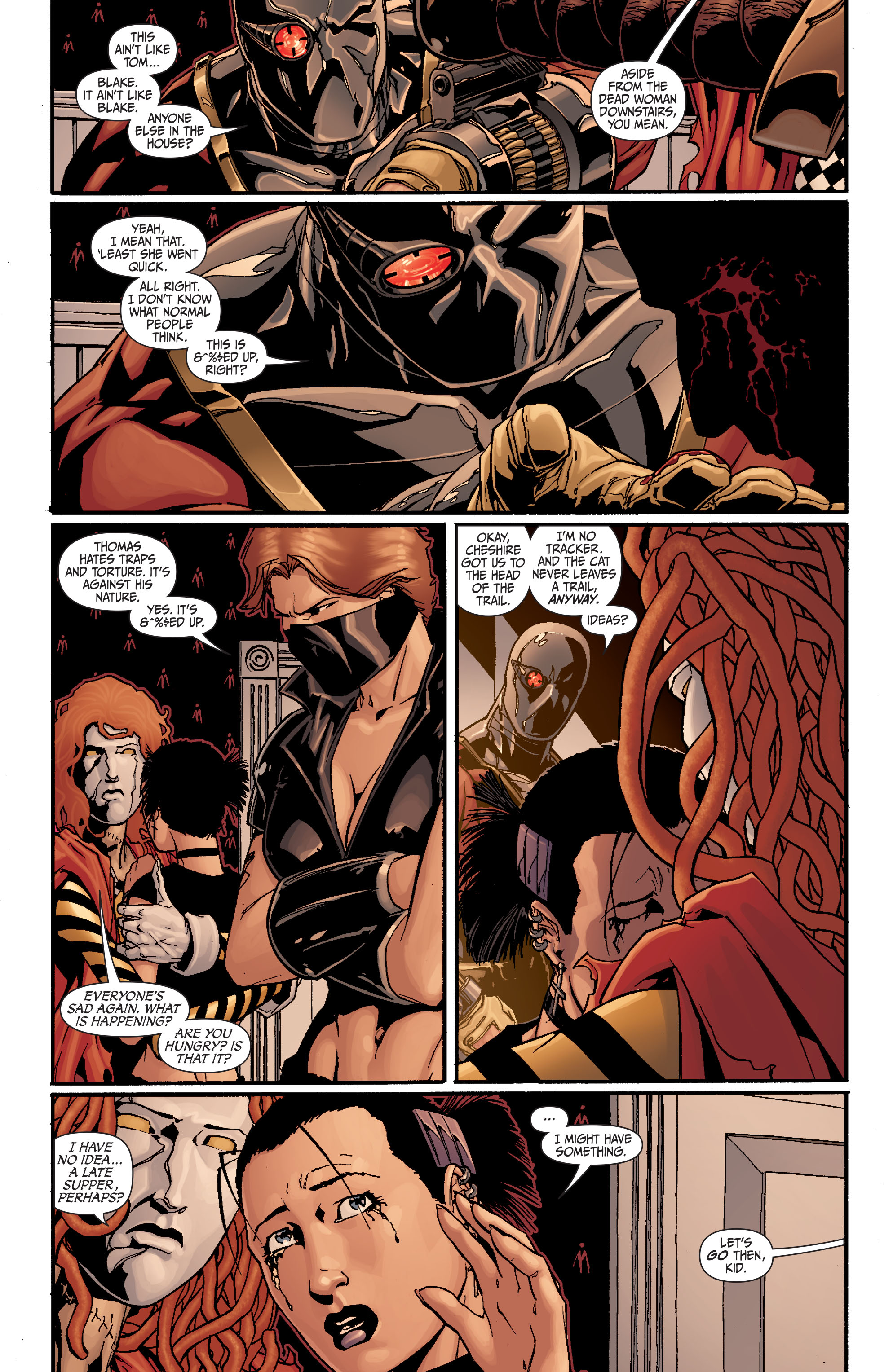Read online Secret Six (2008) comic -  Issue #21 - 8
