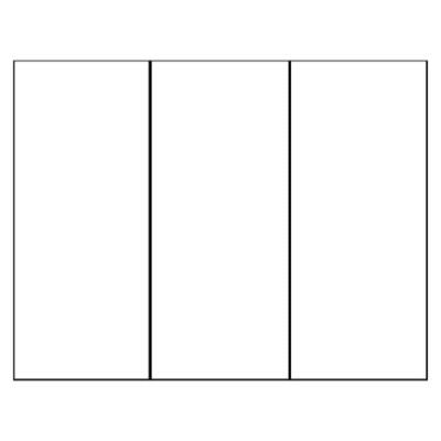 blank template brochure design - blank brochure templates for kids