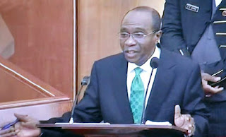 CBN cautions FG on external borrowing