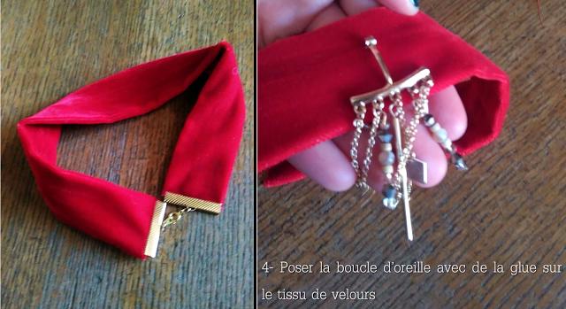 diy-necklace-red-velvet-Choker-collier