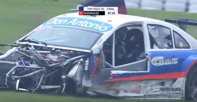 ¿Habrá sanción para el autódromo de Buenos Aires tras el accidente de Azar?