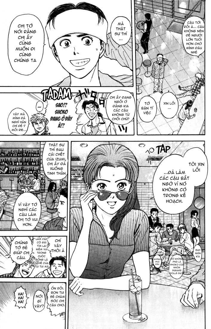 Psychometrer Eiji chapter 29 trang 14