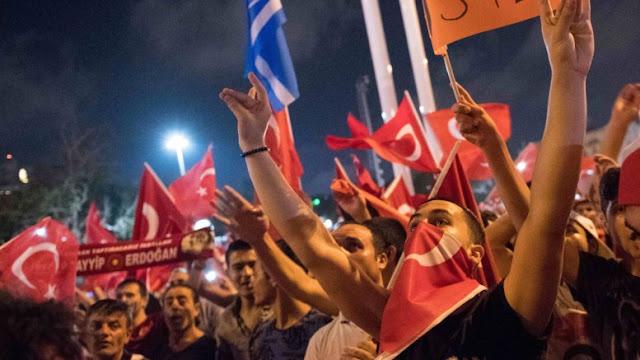 Τουρκία: Η αιωρούμενη νάρκη στα ταραγμένα ύδατα της διεθνούς σκηνής είναι δίπλα μας…