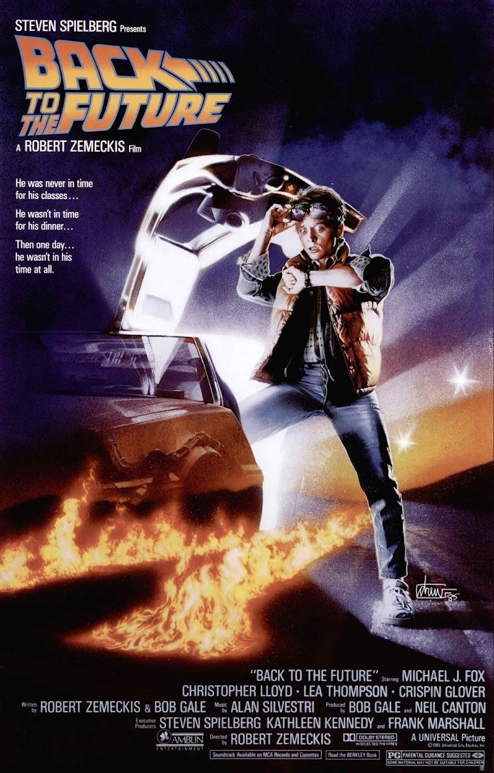 Back to the Future (1985) BluRay 480p & 720p