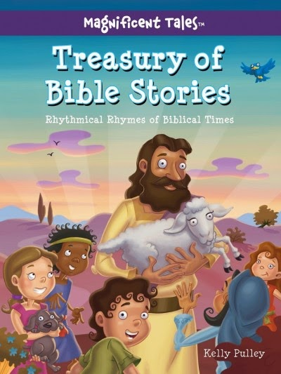 Review - Treasury of Bible Stories: Rhythmical Rhymes of Biblical Times