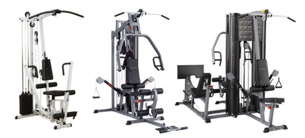 all in one machine workout