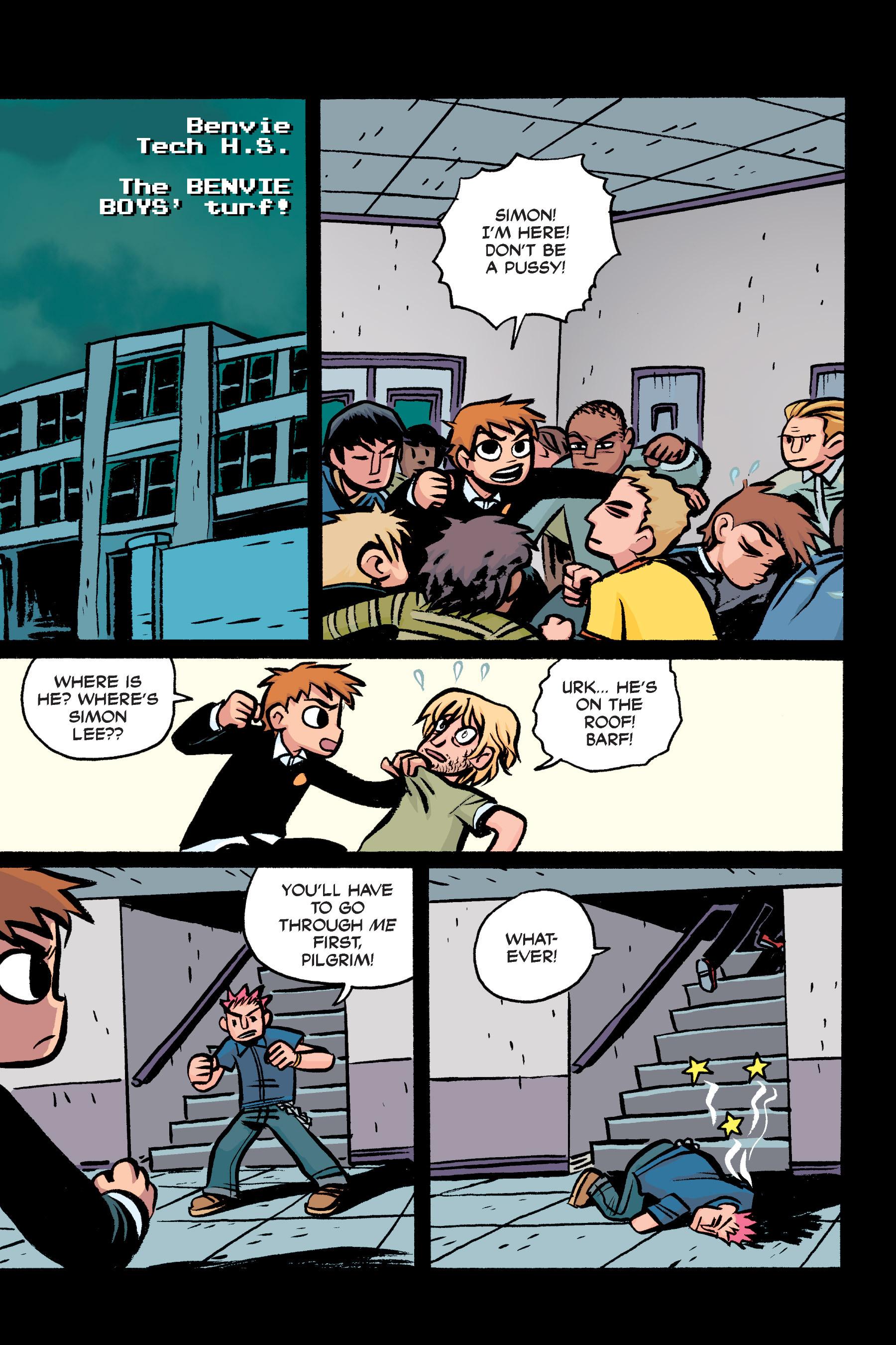 Read online Scott Pilgrim comic -  Issue #2 - 23