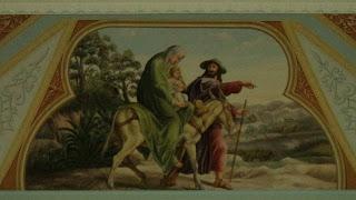Pinturas no Interior da Igreja de Ametista do Sul