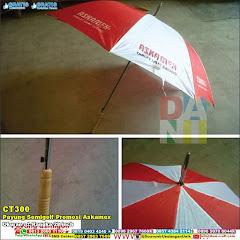 Payung Semigolf Promosi Askamex