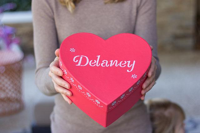 Valentine Heart Boxes   Design Improvised