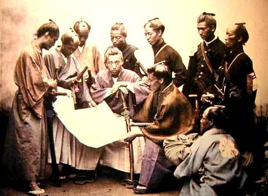 El samurái que siempre acertaba su victoria