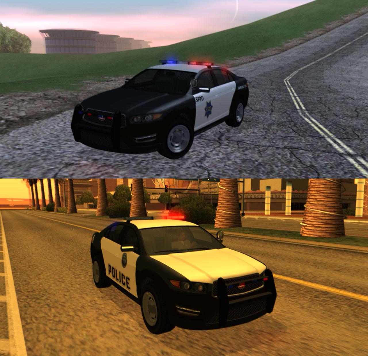 M4k3 Mods: [REL] GTA V Vapid Police Interceptor V2