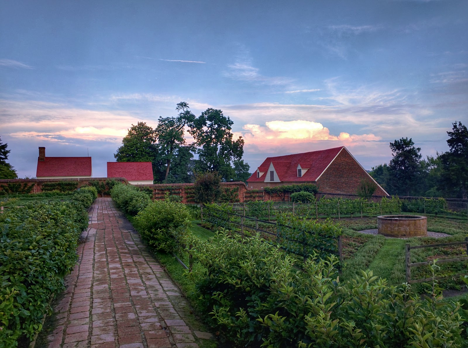 Speaking of History...: Day 12 - Sharing Mount Vernon with ...