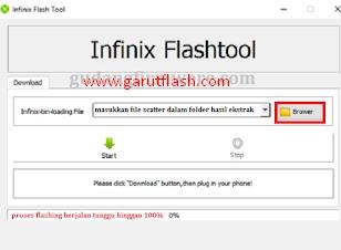 Cara Flashing Infinix X401 Via Infinix Flash Tool Tested 100%