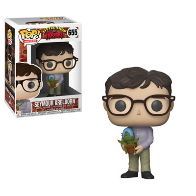 Little Shop of Horrors Pop! & SuperCute Plush!