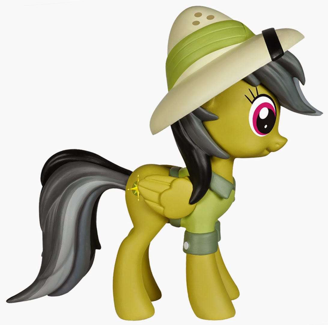 Funko Rarity Daring Do And Discord Up For Pre Order On