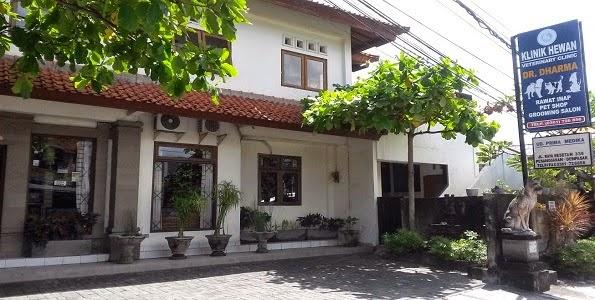 Klinik Hewan Denpasar - Dharma Vet Clinic