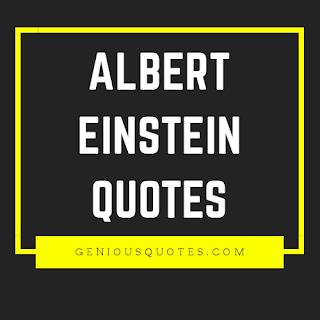 50+ Albert Einstein Quotes