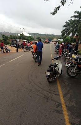 Outrage In Anambra As Police Roadblock Leads To Death Of A