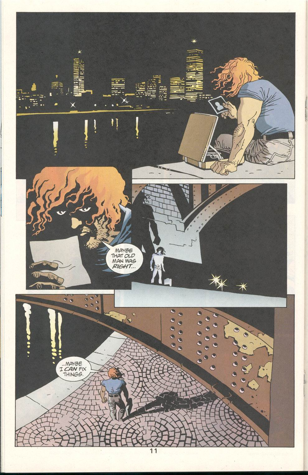 Read online 100 Bullets comic -  Issue #21 - 12