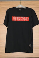 Sample Kaos 3Second Premium Edisi Terbaru, 8 Mei 2016, Stok Limit